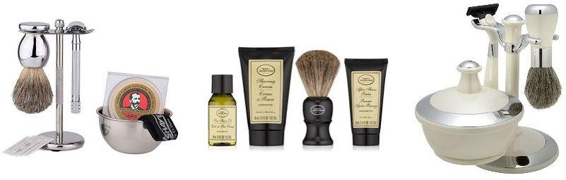 Shaving Sets and Kits