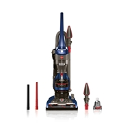 Hoover UH71250 WindTunnel 2 Whole House Rewind Upright Bagless Vacuum, Multicolored