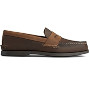 Mens Sperry Authentic Original Penny Loafer Riverboat, Size 9W