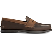 Mens Sperry Authentic Original Penny Loafer Riverboat, Size 13W