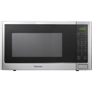ZYKHEM Kenmore 75653 1.2 cu. ft. Microwave Oven - Stainless Steel Silver
