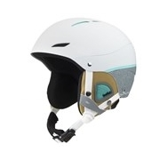 Bolle Juliet Soft White and Grey 52-54cm Ski Helmet