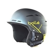 Bolle B-Fun Soft Grey and Yellow 58-61cm Ski Helmet