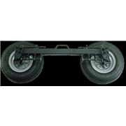 RESERVED 7 COMBINATIONS Collins Hi-Speed Dollies, Steel Telescoping Axle Tubes, 4.80 x 8 Wheels