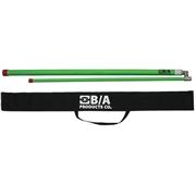 MUMSER DBA BA Heavy-Duty Telescoping Measuring Stick