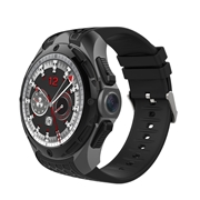 31 geekbuy ALLCALL W2 3G Smartwatch Phone Android 7.0 MTK6580 Quad Core Heart Rate Monitor IP68 Water Resistant 2GB RAM 16GB ROM - Dark Gray