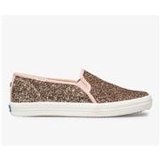 Keds x kate spade new york Double Decker Glitter. Rose Pink, Size 5.5m Womens Shoes