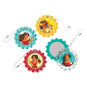 Amscan Elena of Avalor Mirror Keychain Favors 12 Count