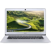 Acer Chromebook 14 Intel Celeron 4GB Memory 32GB Flash Storage Google Chrome Laptop Computer - Sparkly Silver, CB3431C5EX