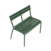Fermob Luxembourg Kid Bench - Storm Gray