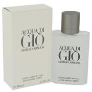 Giorgio Armani Acqua Di Gio After Shave 3.4 oz  Lotion for Men