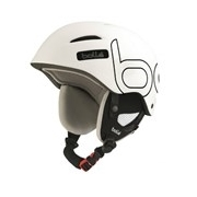 Bolle B-Style Soft White and Black 54-58cm Ski Helmet