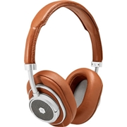 Master Dynamic On Plus Over Ear Headphones - Brown/Silver