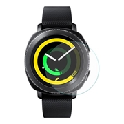 12 geekbuy Hat-Prince Screen Protective Film For Gear Sport Smartwatch - Transparent