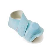 Owlet Blue Fabric Socks