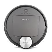 Ecovacs Deebot R95 Smart Robotic Vacuum Cleaner Works with Alexa, Blacks