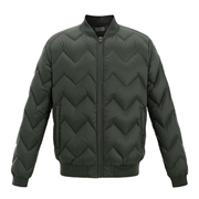 27 geekbuy Xiaomi Youpin Uleemark Men Casual Lightweight Goose Down Jacket Size M - Army Green