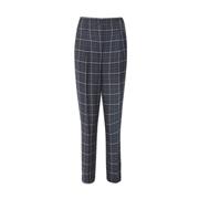 Dorothy Perkins *Tall Navy Check Print Trousers