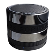Sungale SBK002 Camera Lens Stereo Bluetooth Speaker with microphone and multi-function, Multi Color