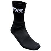A R Performance Ventilated Socks; Black; Large