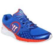 Warrior Prequel 2.0 Mens Training Shoe - Blue/Orange; 9.5