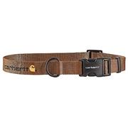 Carhartt Tradesman Nylon Dog Collar Carhartt Brown
