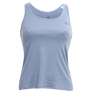Adidas Womens Prime Climalite Tank Top Shirt - Raw Grey - Medium
