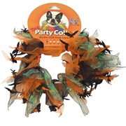 Halloween Party Collar - Spider   Bats - X-Small - 8 - For Dogs - from Entirely Pets