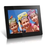 Aluratek ADMPF315F 15 Digital Photo Frame with 4GB Built-in Memory