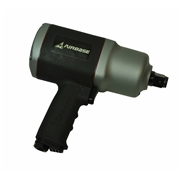 David Shaw Silverware Emax Extreme Duty 3/4 Drive Air Impact Wrench -EATIWH7S1P, Black