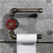 ApolloBox Urban Industrial Metal Towel Rack