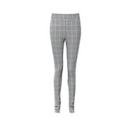 Dorothy Perkins *Tall Grey Check Print Bengaline Trousers
