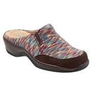 Softwalk Womens Alcon Clog, Color: Bright Multi, Size: 8.5