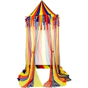 Fun Express Circus Canopy Tent each