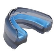 Shock Doctor Ultra Double Braces Mouth Guard - Protective Gear; Blue
