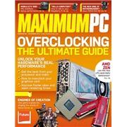 Maximum PC Magazine Subscription, 13 Issues, Computers   Internet magazines.com