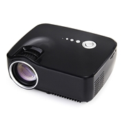 28 geekbuy GP70 Mini LCD 1200LM LED Theater Home Projector HDMI 1080P FHD SD USB TV Beamer