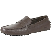 Lacoste Mens Concours 118 Driving Loafers Shoes - Brown/Black - 8 D M US