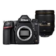 Nikon D780 FX-Format Digital SLR Camera Body with AF-S NIKKOR 24 -120mm f/4G ED Lens