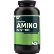 Optimum Nutrition Superior Amino 2222 320 Tablets - Amino Acids   BCAAs