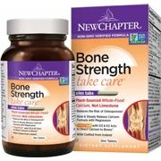 New Chapter Bone Strength Take Care 180 Slim Tablets - Bone Support