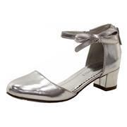 Nine West Girl s Pamela Dress Mary Janes Heels Shoes 1 M US Little Kid