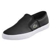 Lacoste Mens Gazon BL 1 Loafers Shoes - Black - 9.5 D M US