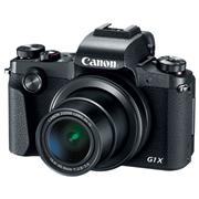 Canon PowerShot G1 X Mark III 24.2MP 3x Zoom Lens Digital Camera Black
