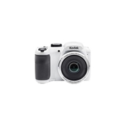 JK Imaging Kodak PIXPRO Astro Zoom AZ252 - Digital camera compact 16.15 MP 720p / 30 fps 25x optical  white
