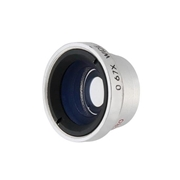 14 geekbuy Aluminum Alloy Wide Angle   Macro Lens for Cell Phones Digital Cameras - Black