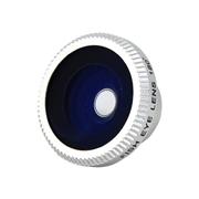 16 geekbuy 180 Degrees Fisheye Lens for Mobile Phones Digital Cameras - Silver