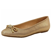 Vince Camuto Girl s Penelope Fashion Slip On Ballet Flats Shoes