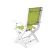 POLYWOOD Coastal Folding Chair