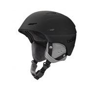 Bolle Millennium Soft Black and Grey 54-58cm Millennium Ski Helmet